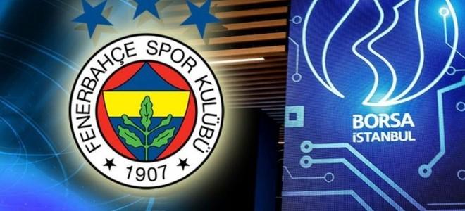 Borsa liginde ocak ayının şampiyonu Fenerbahçe oldu