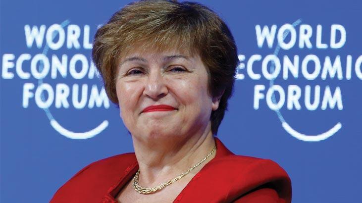 IMF Başkanı Georgieva'dan flaş uyarı