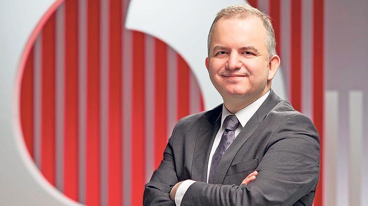 Vodafone Türkiye'de yeni yapılanma