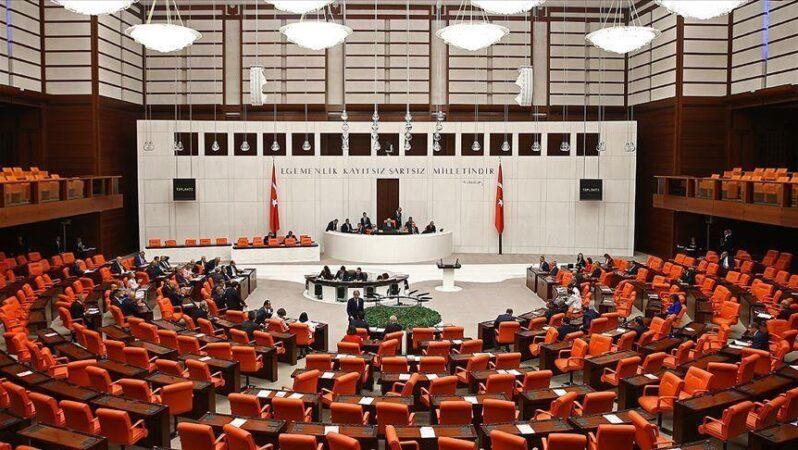 Ekonomiye ilişkin düzenlemeler içeren torba kanun teklifi Meclis Başkanlığı'na sunuldu