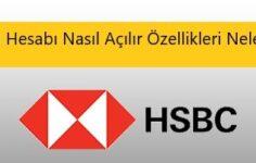 HSBC Altın Hesabı Açma Nasıl Yapılır?