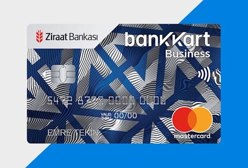 Ziraat Bankkart Başak Business Kredi Kartı