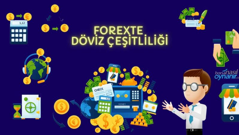 Forex Piyasasında İşlem Gören Dövizler Nelerdir?