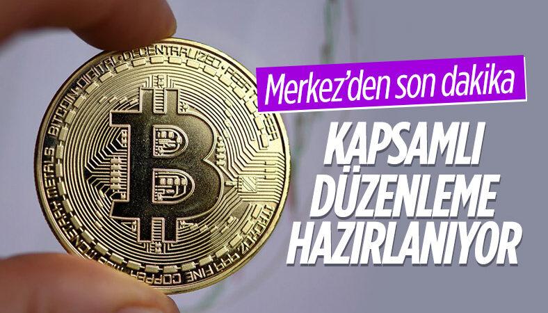 Şahap Kavcıoğlunun kripto para açıklaması