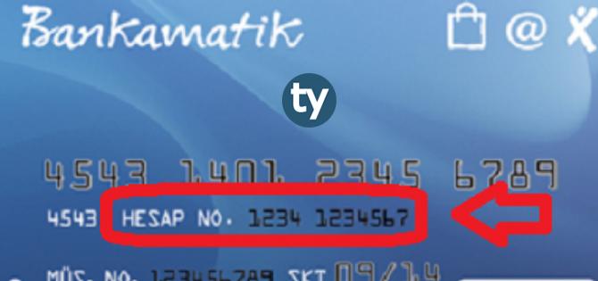 Banka Hesap Numarası ve Şube Kodu Nasıl Öğrenilir