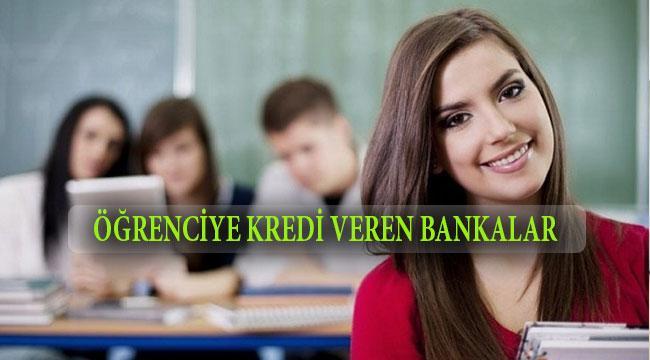 Öğrenciye Kredi Veren Bankalar 2021