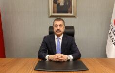 TCMB Başkanı'ndan 128 milyar dolar açıklaması