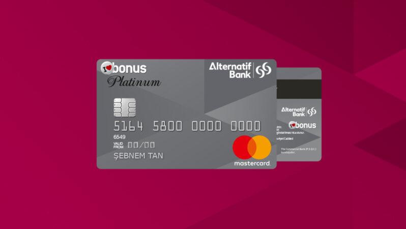 Alternatif Bank Kredi Kartı Başvurusu