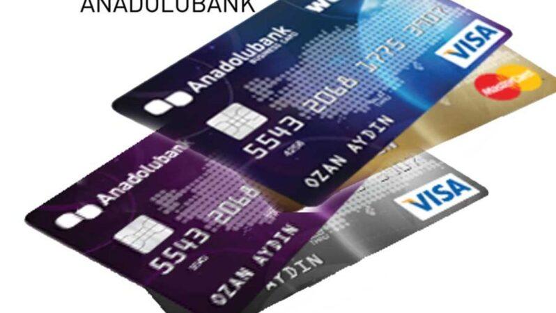 Anadolubank Kredi Kartı