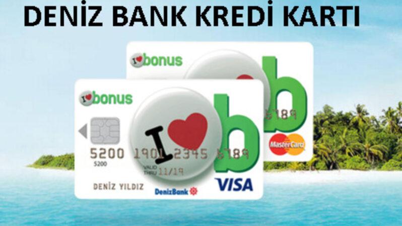 Denizbank Kredi Kartı
