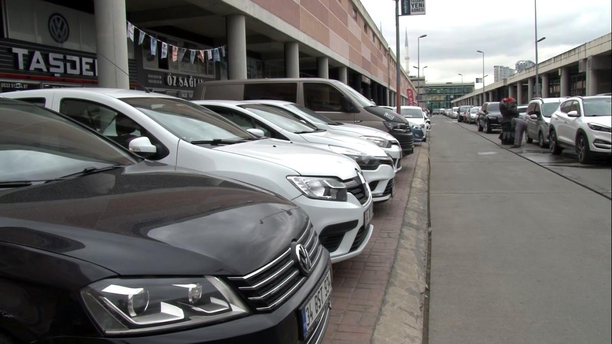 2. el otomobil sektöründe normalleşme telaşı!