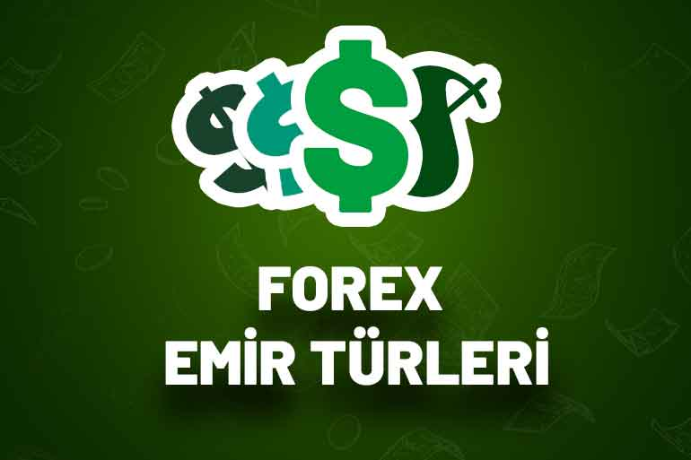 Forex Emir Turleri